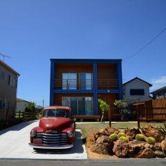 ドライガーデン|BESSの家 in CHIBA